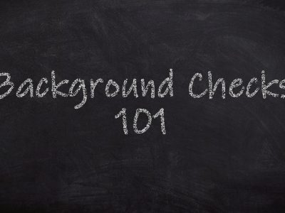 background checks 101 board